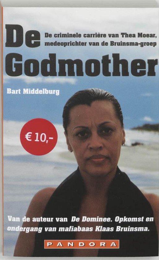 Cover van het boek 'De Godmother'