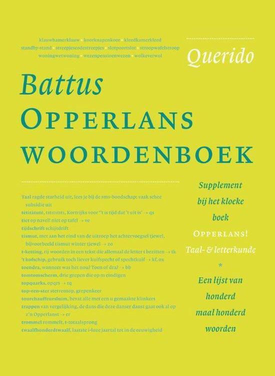 Opperlans Woordenboek - Hugo Brandt Corstius | Fthsonline.com