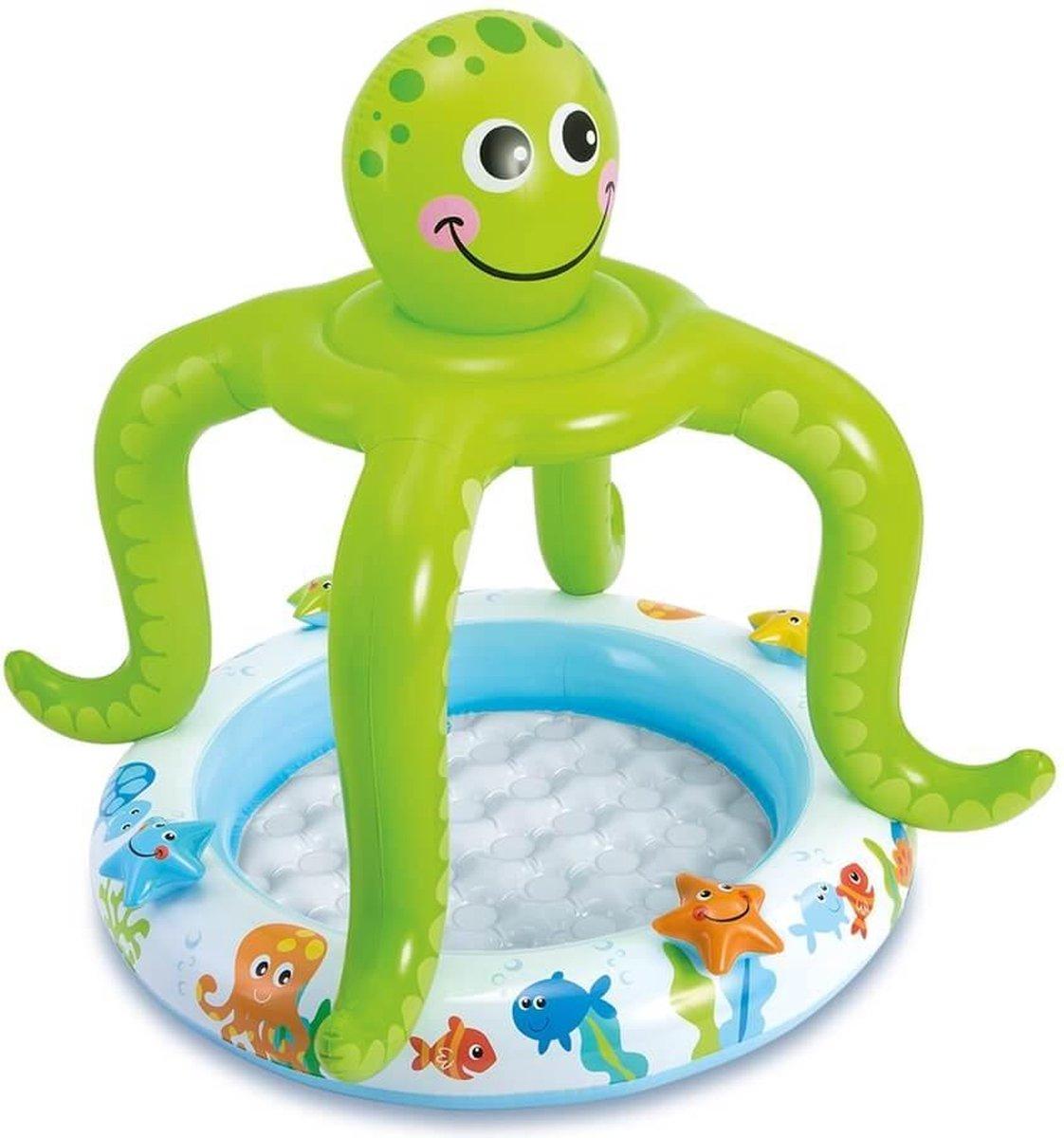 Babyzwembad octopus