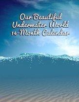 Our Beautiful Underwater World 14-Month Calendar