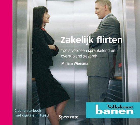 Zakelijk Flirten (luisterboek) - Mirjam Wiersma |