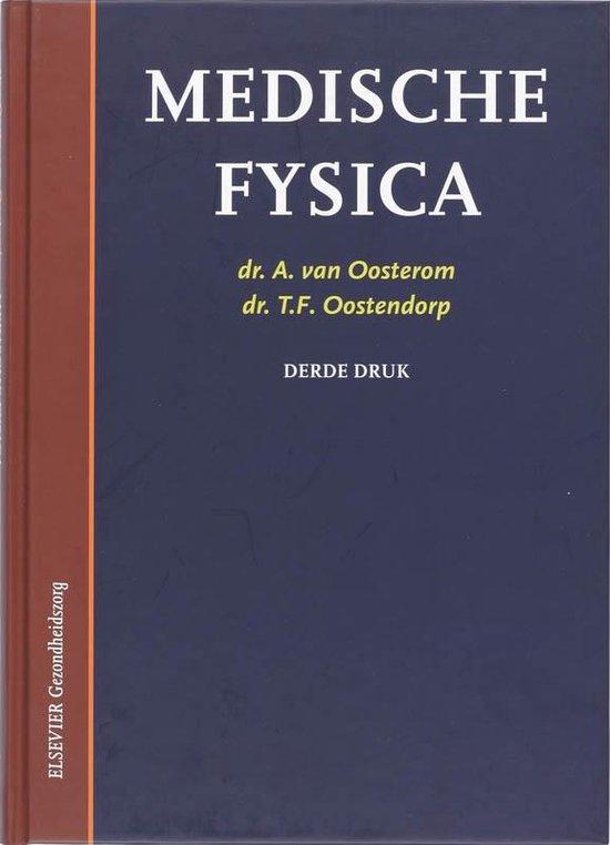 Medische fysica - A Van Oosterom pdf epub