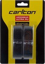 Carlton AG ULTRA - 2 stuks - Badmintongrips - zwart