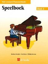 Hal Leonard Pianomethode Speelboek 3