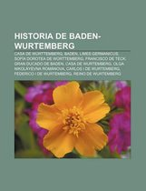 Historia de Baden-Wurtemberg
