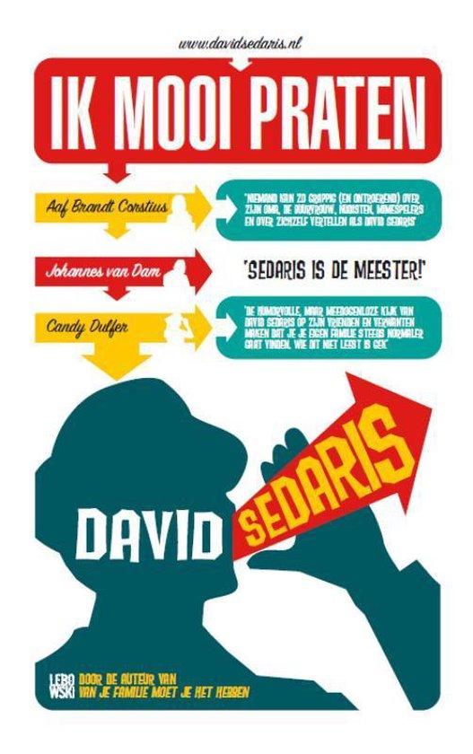 Ik mooi praten - David Sedaris |
