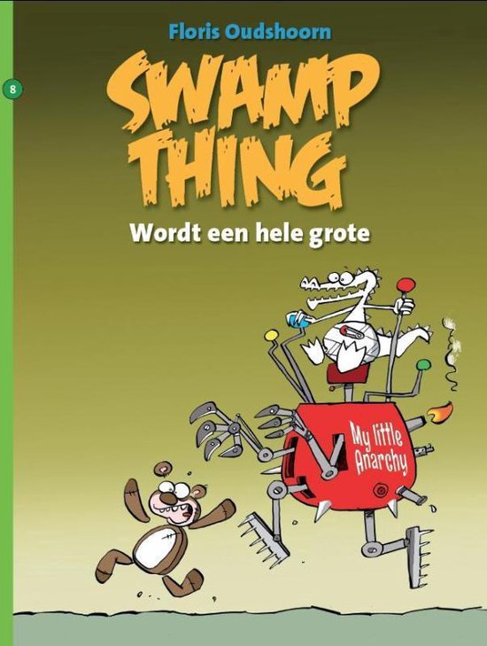 Swamp thing 08. deel 8