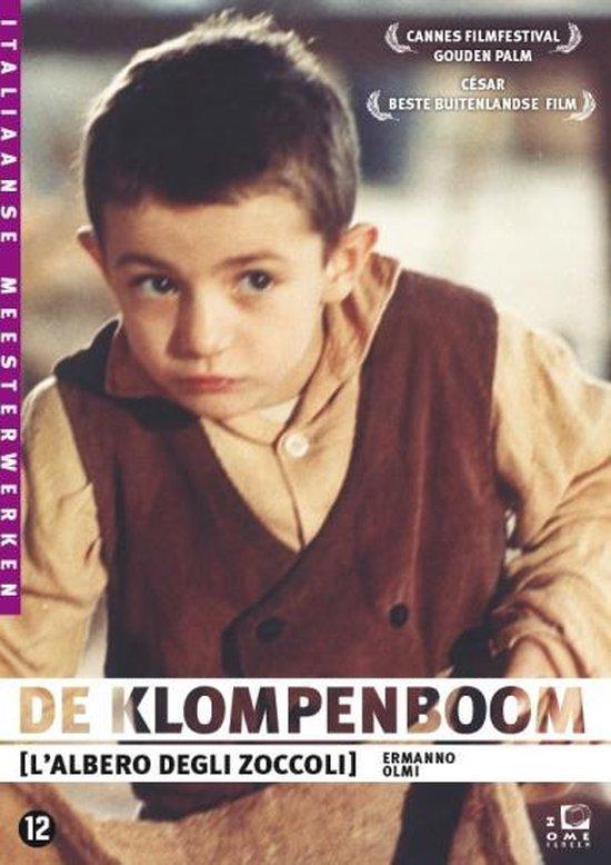 Cover van de film 'De Klompenboom'