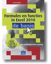 Formules en functies in Excel 2010