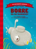 De Gestreepte Boekjes Groep 1: oktober - Borre en de duikboot