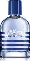 s. Oliver Outstanding Men Eau de Toilette Spray 50 ml
