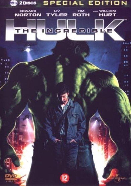 Incredible Hulk ('08) S.E. (D)