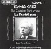 Grieg - Piano Music Ii