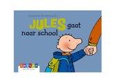 Jules kartonboekje 1 -   Jules gaat naar school
