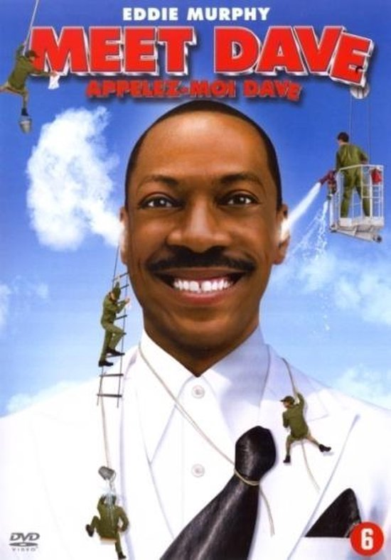 Cover van de film 'Meet Dave'