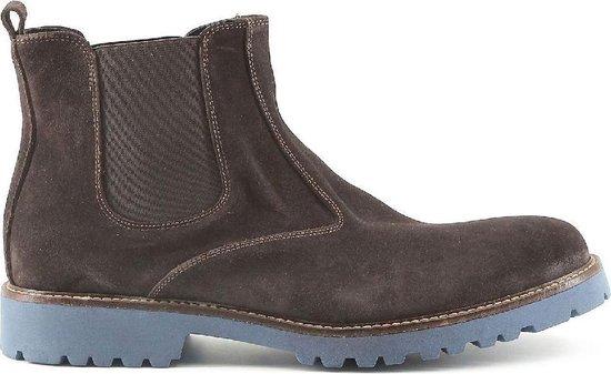 Made in Italia - Enkel laarzen - Heren - FILIPPO - saddlebrown