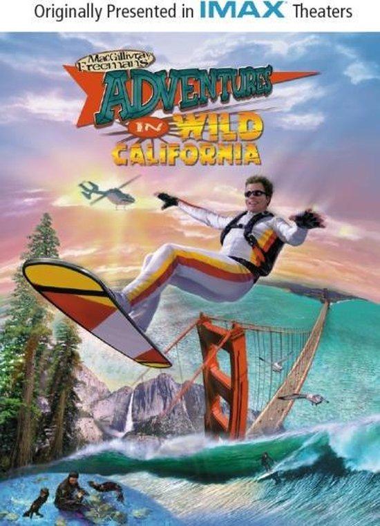Cover van de film 'Adventures In Wild California'