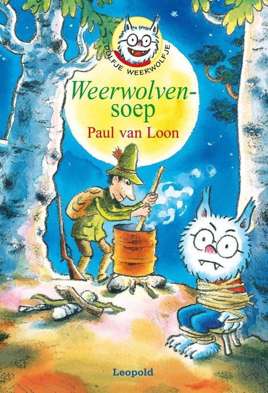 Dolfje Weerwolfje 16 - Weerwolvensoep - Paul van Loon  