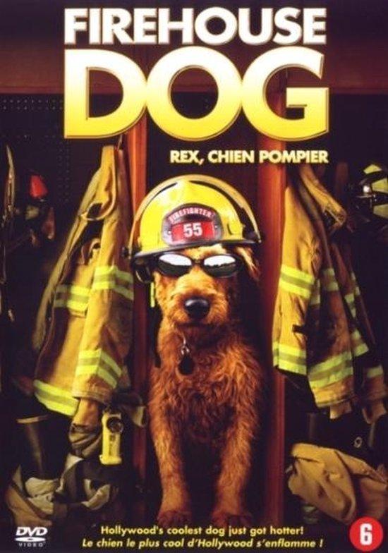 Cover van de film 'Firehouse Dog'