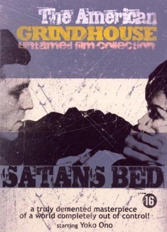 Cover van de film 'Satan's Bed'