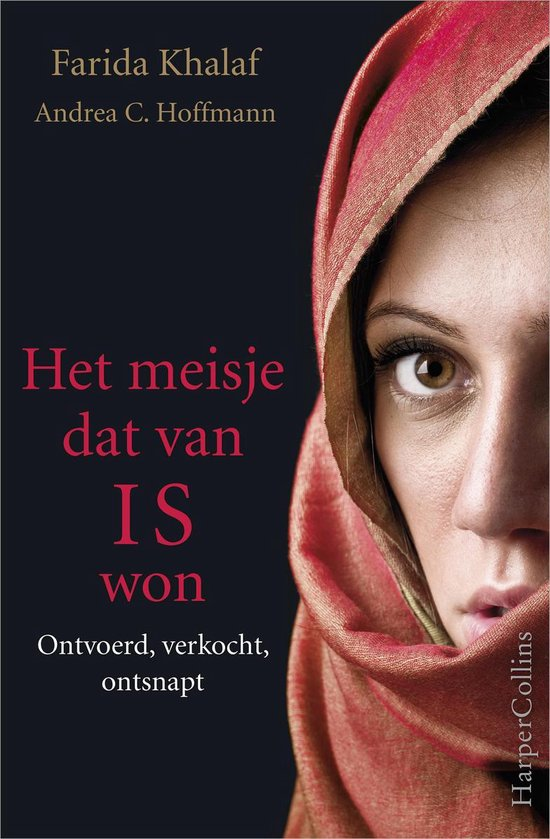 Boek cover Het meisje dat van IS won van Farida Khalaf (Onbekend)