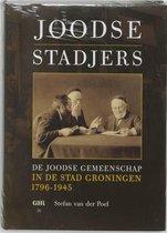 Groninger historische reeks 26 - Joodse Stadjers