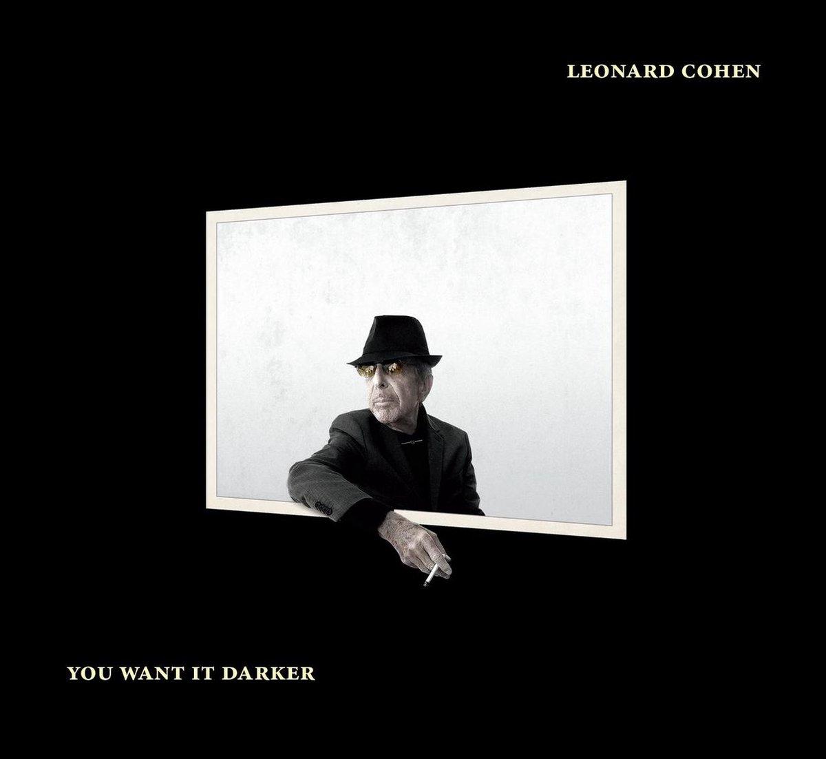 You Want It Darker - Cohen, Leonard