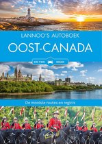 Lannoo's autoboek - Oost-Canada on the road