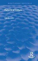 Boek cover Patterns of Culture van Ruth Benedict