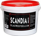 Scandia Glasweefsellijm - Glasvezellijm 5kg