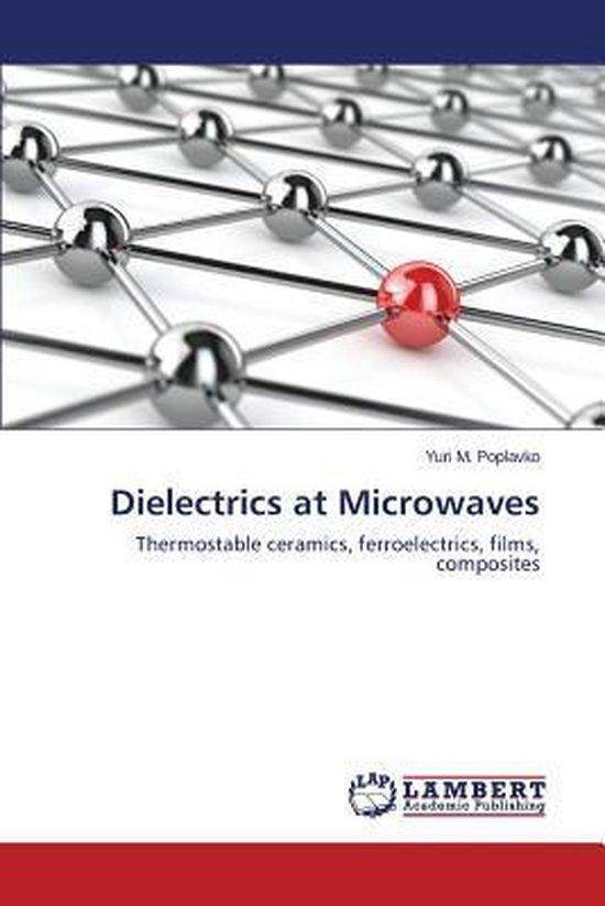 Dielectrics at Microwaves