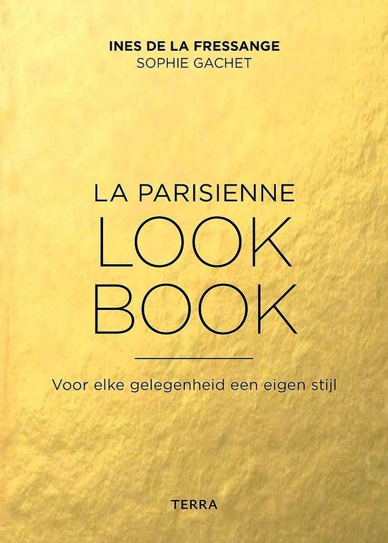 La Parisienne look book - Ines de la Fressange |