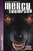 Omslag Patricia Briggs' Mercy Thompson: Moon Called Vol. 2