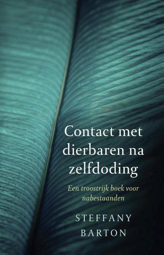 Omslag van Contact met dierbaren na zelfdoding