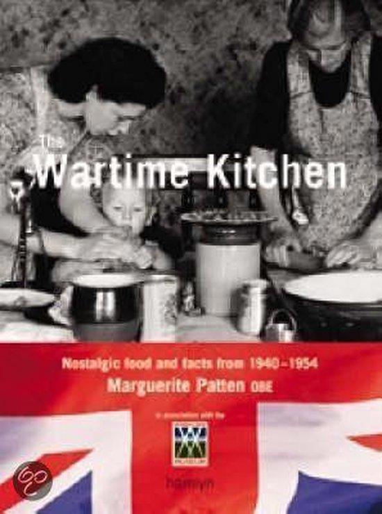 Omslag van The War-Time Kitchen