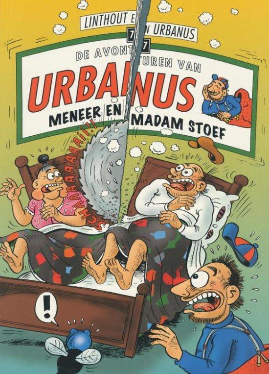 Urbanus 77 Meneer en madam Stoef - Urbanus  