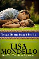 Texas Hearts Boxed Set 4-6