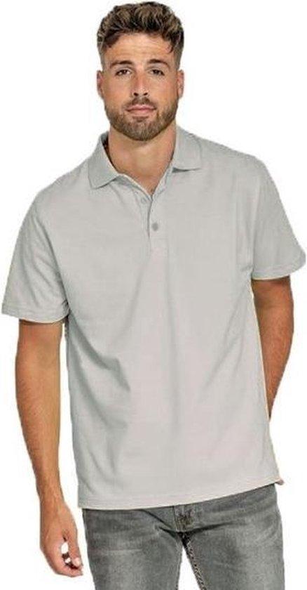 Grijze poloshirts voor heren grijze herenkleding Werkkledingcasual kleding S (3648)