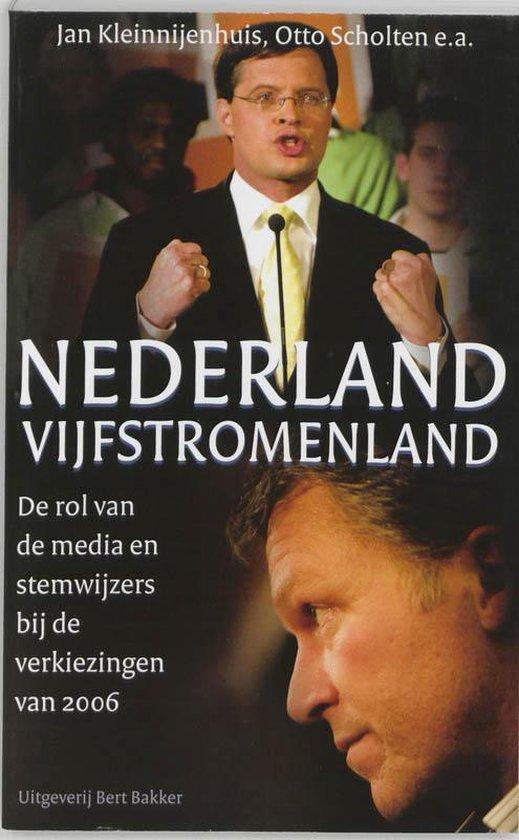 Nederland vijfstromenland