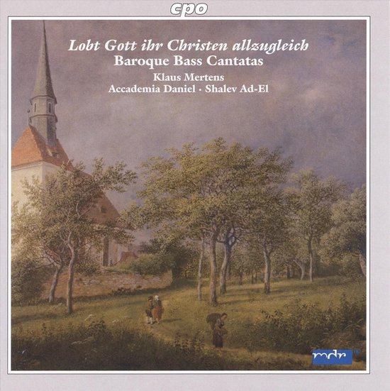 Baroque Bass Cantatas From Central