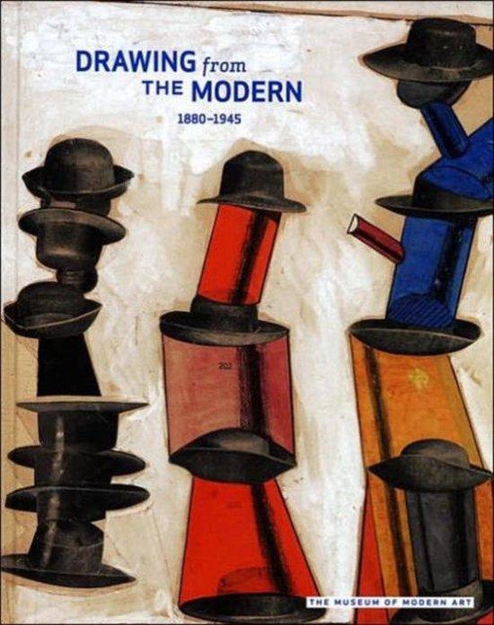 Boek cover Drawing from the Modern 1 van Jodi Hauptman (Hardcover)