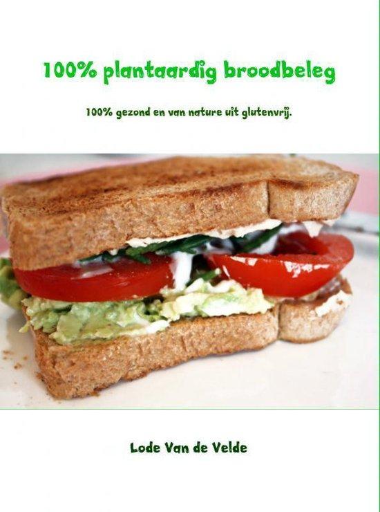 100% plantaardig broodbeleg