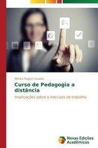 Curso de Pedagogia a Dist ncia
