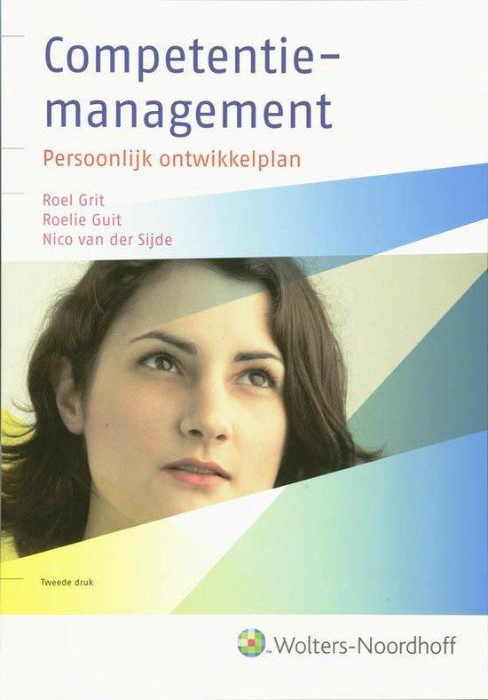 Competentiemanagement - R. Grit pdf epub