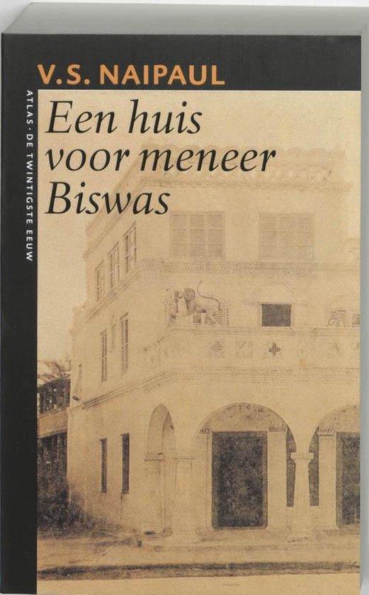 De twintigste eeuw 10 - Een huis voor meneer Biswas - V.S. Naipaul | Readingchampions.org.uk