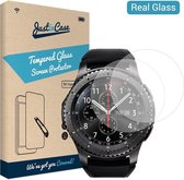 Just in Case Tempered Glass Samsung Gear S3 - 2 pack