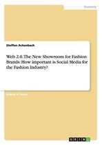 Web 2.0. The New Showroom for Fashion Brands
