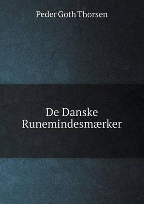 de Danske Runemindesmaerker
