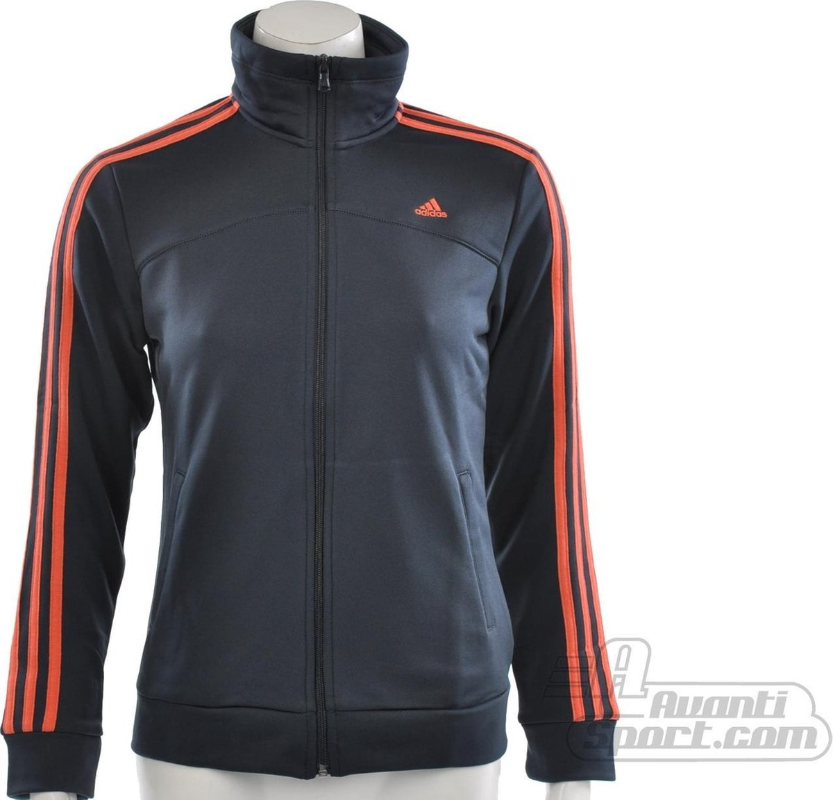 adidas Essentials 3Stripes Knit Suit adidas