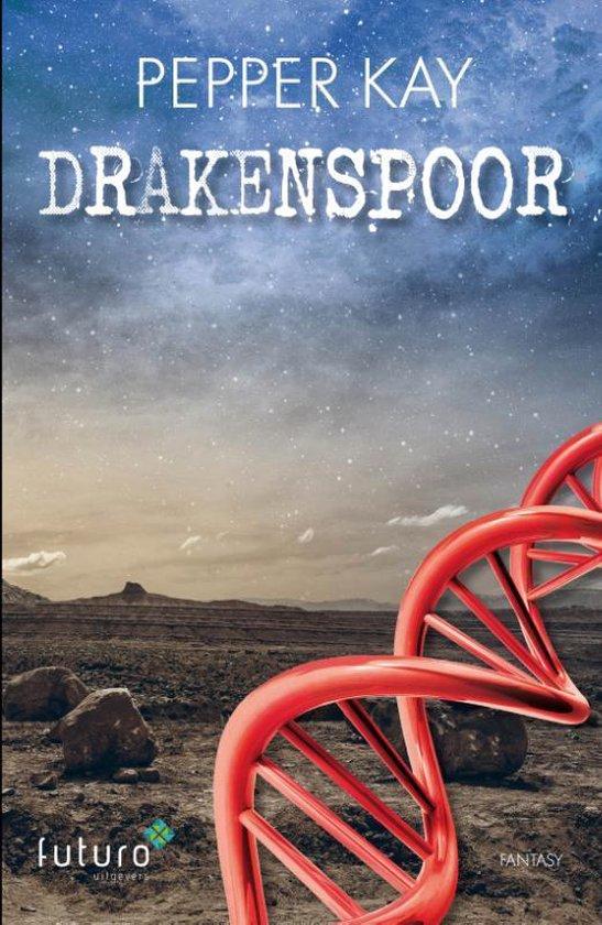 Drakenspoor - Pepper Kay |